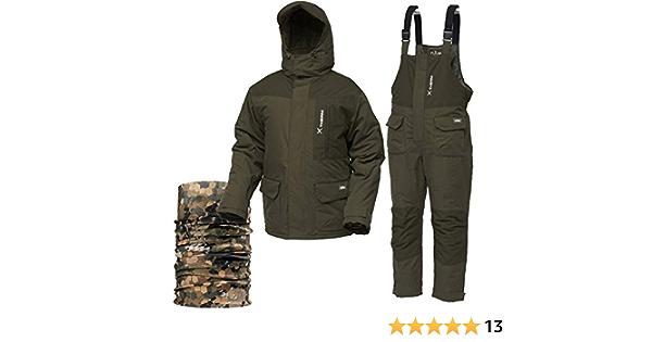 DAM XTherm Winter Suit Gr XXXL Thermoanzug Winteranzug 2-teilig Wasserdicht