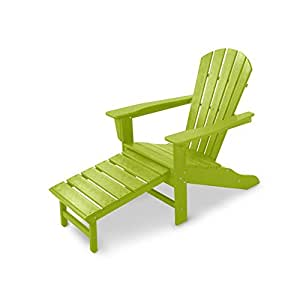 casa bruno south beach ultimate adirondack chair mit ausziehbarem fussteil aus. Black Bedroom Furniture Sets. Home Design Ideas