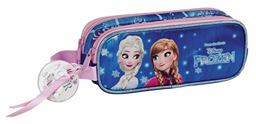 Estuche portatodo doble de Frozen ' Northern Lights'