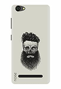 Noise Designer Printed Case / Cover for LYF WIND 6 / Patterns & Ethnic / Beard Illustrations