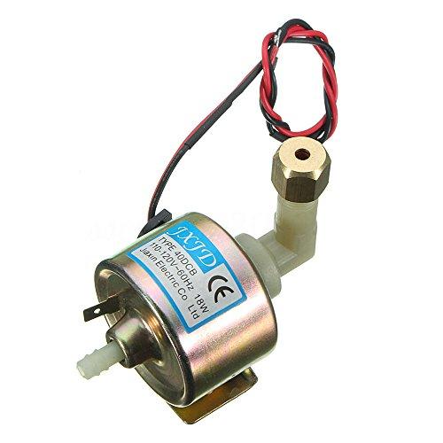 ebel Maschinen Öl-Pumpe 40 / 30DCB 18W 110V ~ 120V Berufs-Stadiums Partei Zerteilt DJ-Ausrüstung. (Nebelmaschine Nebel)