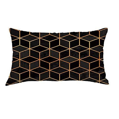 Kissenbezüge Kissenhülle Yesmile Geometrischen Druck Moderne Kissenbezüge Spannbettlaken Hause Sofakissenbezug Günstige Kissen Kissenhüllen Weich Sofa Couch Schlafzimmer Kissenbezug Dekorative -