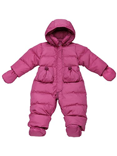 oceankids-bebe-garcons-bebes-filles-rose-rouge-habineige-nautiquea-capuche-amovible-poche-patch-9-12