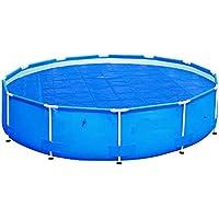 Pannello solare 488cm piscina calore Plane telo di copertura rotondo 488cm telone di copertura solare telone