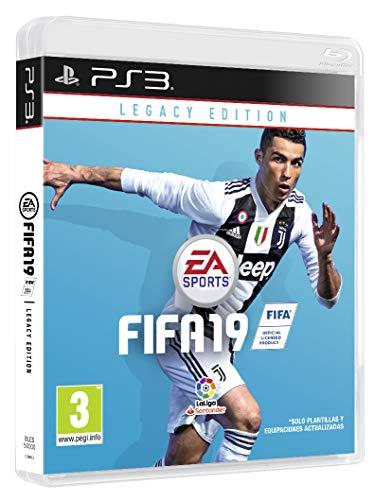 FIFA 19 Edición Legacy (precio: 52,94€)