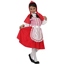 Atosa - 12066 - Disfraz - Disfraz De Caperucita Roja - Tamaño 3
