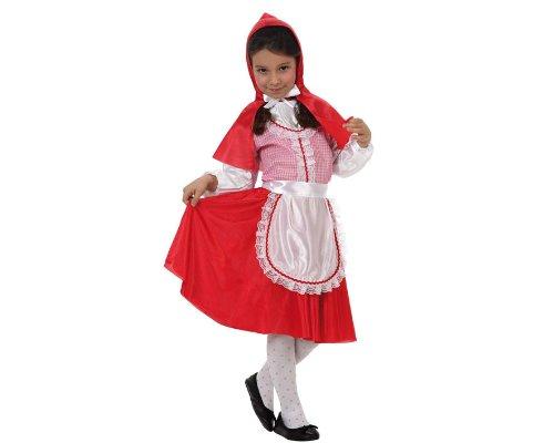 Atosa - Disfraz Caperucita, 5 a 6 años (19335)