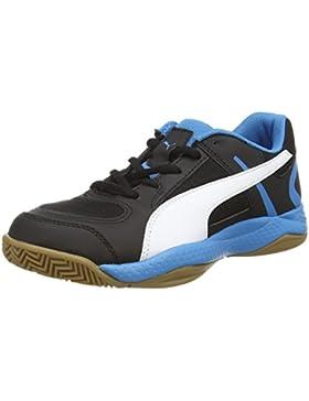 Puma Veloz Indoor II Jr - Zapatillas deportivas para interior de material sintético Niños^Niñas