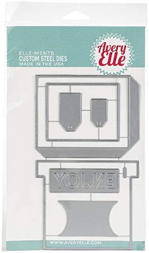 Avery Elle D-07-15 Elle-Ments Geschenk-Box CrdHldr, keine -