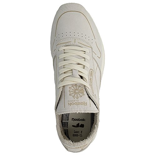 Reebok Scarpe Uomo Classic Leather Hmg BD1964 Classic White Beige
