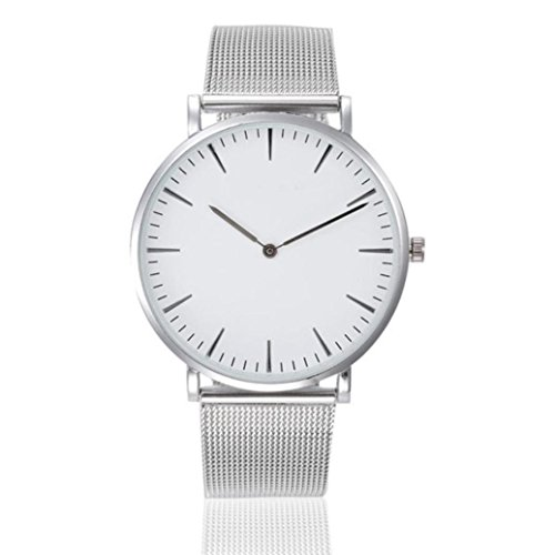 782f1dc91e7a Reloj de pulsera de Pareja Amlaiworld Moda Relojes niña Reloj de pulsera  clásico para mujer hombres