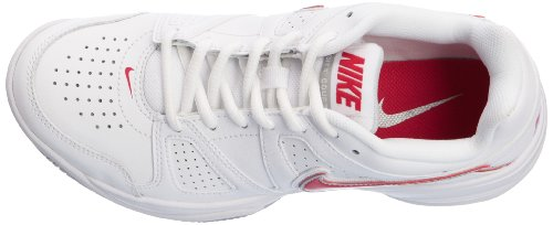 Vii Vltg Tennisschuhe Wmns Chrry Nike Da branco Tribunal mtll ntrl Gry Blanco Cidade Damen w4nwqZXz