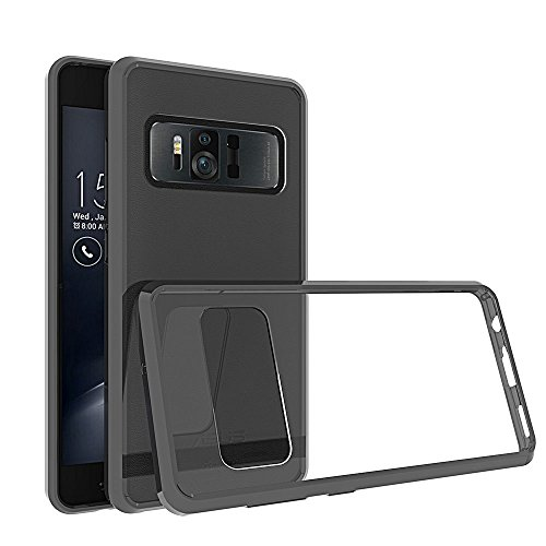 Cover Covers - Ar Zs571kl Ultra Thin Tpu Frame Hard Back Case Shockproof  Transparent Clear Cover - C100p Plus Covers Laptop Cover Phone Asus Q405ua