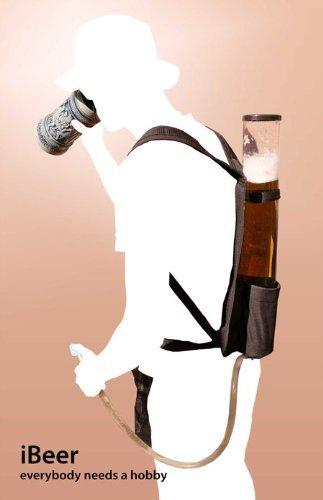 Bierrucksack Getränkerucksack Single für 3 Liter
