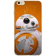 iPhone 5/5s Star Wars Caja del Silicona / Cubierta de Gel para Apple iPhone 5s 5 SE / Protector de Pantalla y Paño / iCHOOSE / BB-8