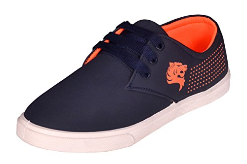 Sukun Sneker Blue Casual Shoes  available at amazon for Rs.449