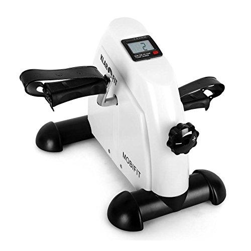 Klarfit Minibike 2G Mini Ergometro Minibike Mini Bicicletta Cyclette Trainer Braccia/gambe Sistema...