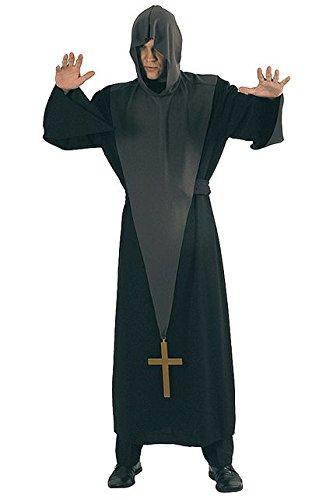 Taille Grande Homme Kostüm - Unbekannt Aptafêtes Kostüm exorciseur