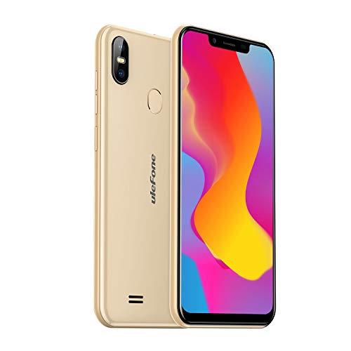 Ulefone S10 Pro Smartphone Libre 4G, Android 8.1, 5.7'' 19:9, 2GB+16GB, QuadCore, Doble Nano SIM, Desbloqueo Facial,...