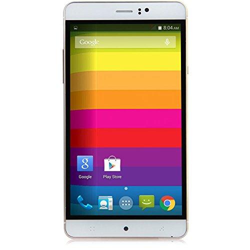 Padgene 6 Zoll Android 5.1 Smartphone Handy mit 1,3 GHz, ROM 4GB, Dual Core, Dual Sim, Dual-Kamera, 2G / 3G GSM Touchscreen Mobiltelefon