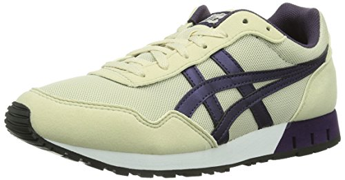 Asics  Curreo, Scarpe sportive, Donna, Bianco (0233-Off-White/Blackberry Cordial), 39.5