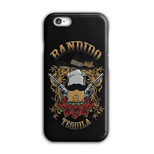Bandido Tequila Rose Mexiko Gewehr iPhone 6 / 6S Hülle | Wellcoda (Bandido Kostüm)