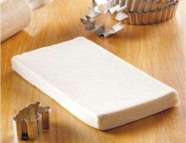VALPIBIO - Bloc de pâte feuilletée BIO / Sans gluten - 300 g - Surgelé