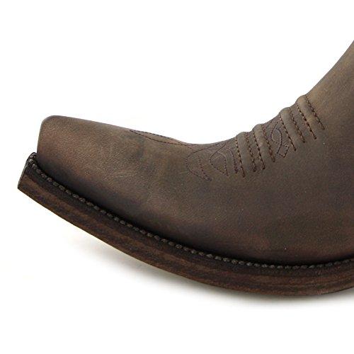 Mayura Boots  MB013 Motta, Bottes et bottines cowboy homme Ceniza