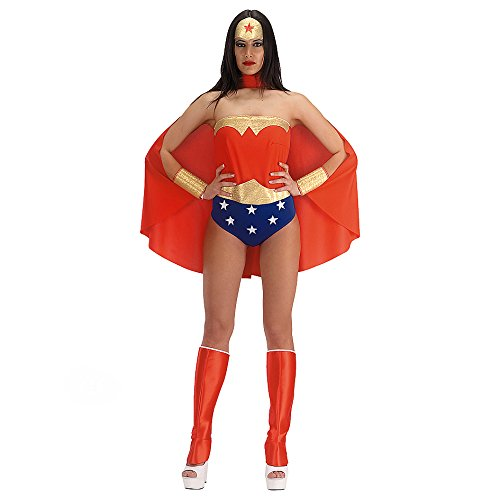 Carnival Toys 80901 - Supergirl, Damenkostüm, M Preisvergleich