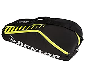Dunlop Club 3 Racket Bag Review 2018 by Dunlop
