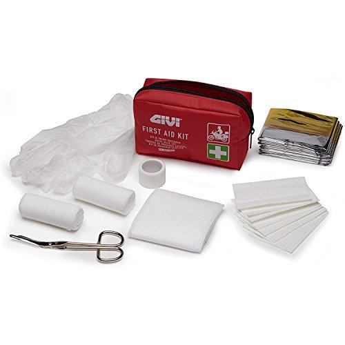Preisvergleich Produktbild GIVI S301 Erste-Hilfe-Kit (Kit Rettungs Port. Standard Din13167)