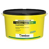 Weber.tec 935 10Kg - Stopfmörtel