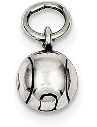 Broche de plata de ley trucha lámpara de techo de pared con marco  envejecido de pelota 3c9b57f71a6