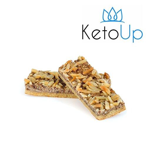 KetoUp: 6 PROTEIN RIEGEL- Bestens geeignet für die ketogene und Low Carb Ernährung | Sport Ernährung | Gesunde Ernährung | 70 Gramm | versandkostenfreie Lieferung innerhalb Deutschlands ab einem Bestellwert in Höhe von 20€