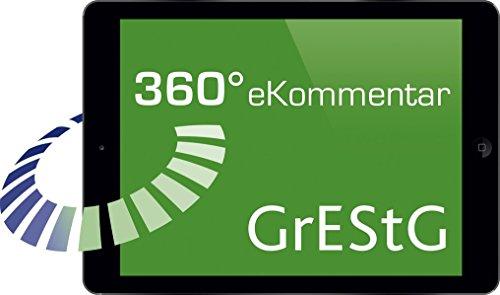 360° GrEStG eKommentar (Elektronische Medien)