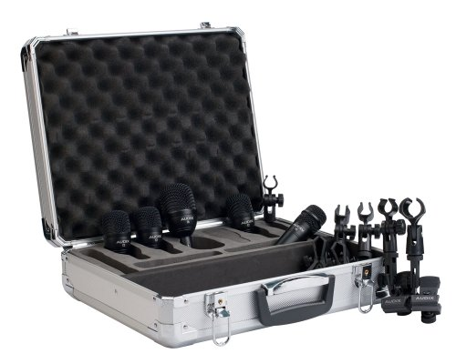 audix-fp-5-microphone-pack-for-drum-sets-with-5-microphones