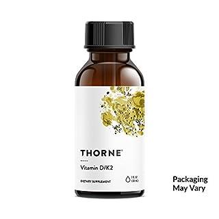 VITAMIN D/K2 flüssig 30ml Flasche TH