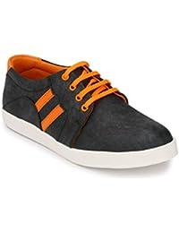Peddeler Men's Grey Casual Shoes