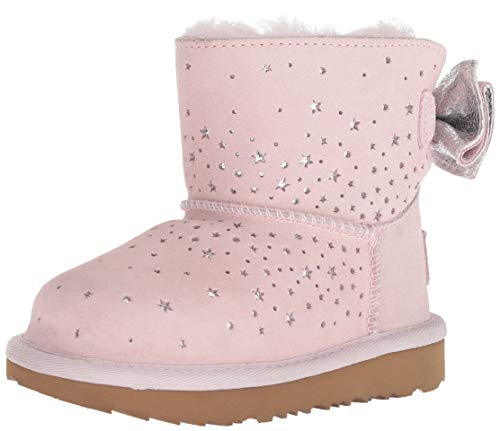 UGG STARGIRL Mini Bow Classic Toddler Stiefel 2019 Baby pink, 28.5 - Baby Uggs Stiefel