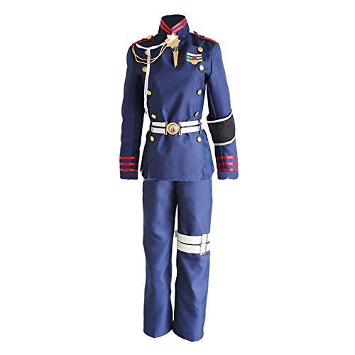 qingning Seraph of end Guren Ichinose Cosplay Uniform -