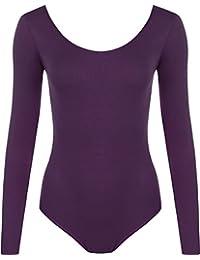 WearAll - Combinaison Extensible à Manches Longues - Combinaisons - Femmes  - Tailles 36 ... 5cbc71df450