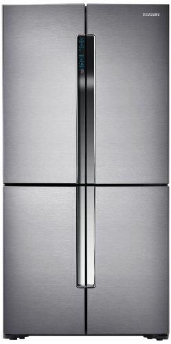 Samsung RF905VCLASL/ES Side by Side / A++ / Kühlen: 148 L / Gefrieren: 104 L / Edelstahl / NoFrost / Space Max