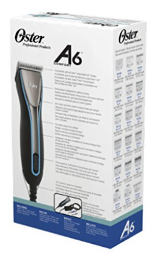 Oster Goldene A6 Heavy Duty Comfort 3 Speed   Professionelle Clipper 078006-000 (Oster Golden A6)