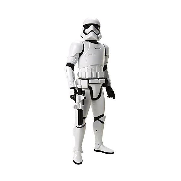 Star Wars: El Despertar de la Fuerza - Stormtrooper, Figura de acción, 78 cm (Disney 90830-EU-PLY) 1