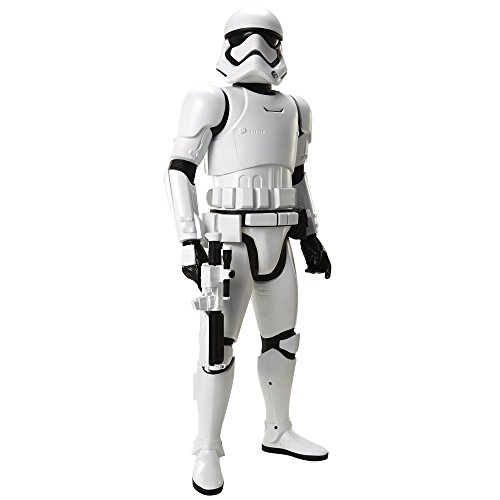 Star Wars Episode VII Giant Size Actionfigur: First Order Stormtrooper (79 cm) (Star Wars Episode 7 Stormtrooper Kostüm)