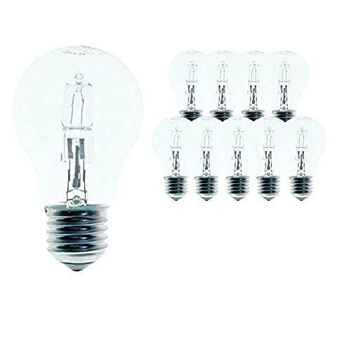 Osram Energy Saver 46W/230V E-27 klar Classic A 64543 A, 10-er Pack