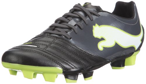 Puma Powercat 3.12 Fg 102478 Scarpe Sportive Da Uomo - Calcio Nero (nero-dark Shadow-white-lime Punch 02)