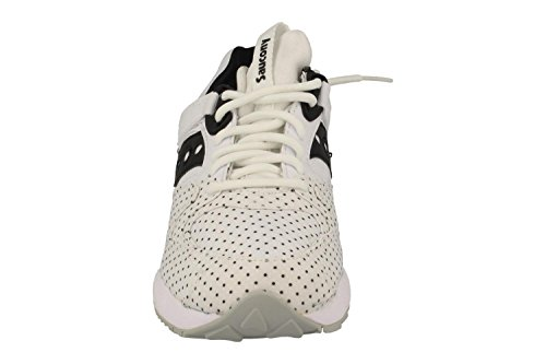 Baskets Saucony Grid 9000 Blanc