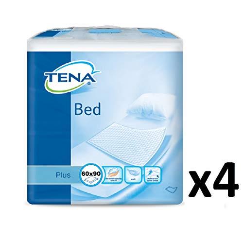 Tena Bed Plus 60 x 90 cm - Scatola di 140 traverse