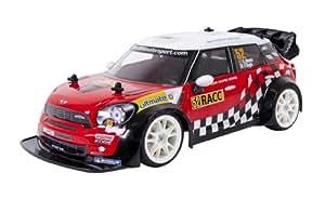Nikko - 142 404 A2 - Radio Commande - Véhicule Miniature - Mini Countryman WRC - New Generation - Echelle 1/14